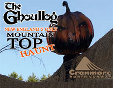The Ghoullog at Cranmore Mountain
