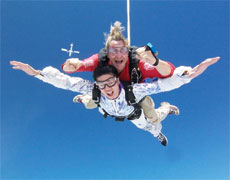 SkyDiving and Adventure Suites!